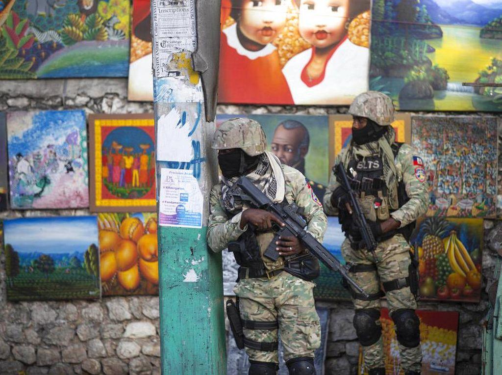 Presiden Dibunuh, Haiti Minta AS-PBB Kirim Pasukan Bantu Jaga Keamanan