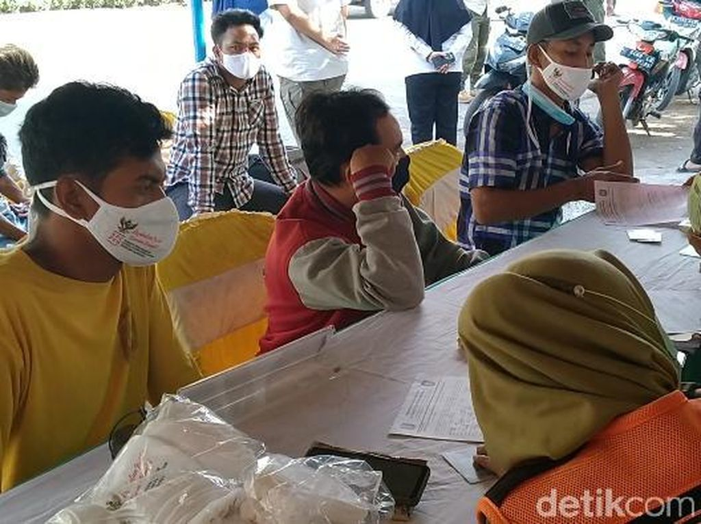 Pelanggar Prokes Selama PPKM Darurat di Surabaya Sidang dan Sanksi di Tempat