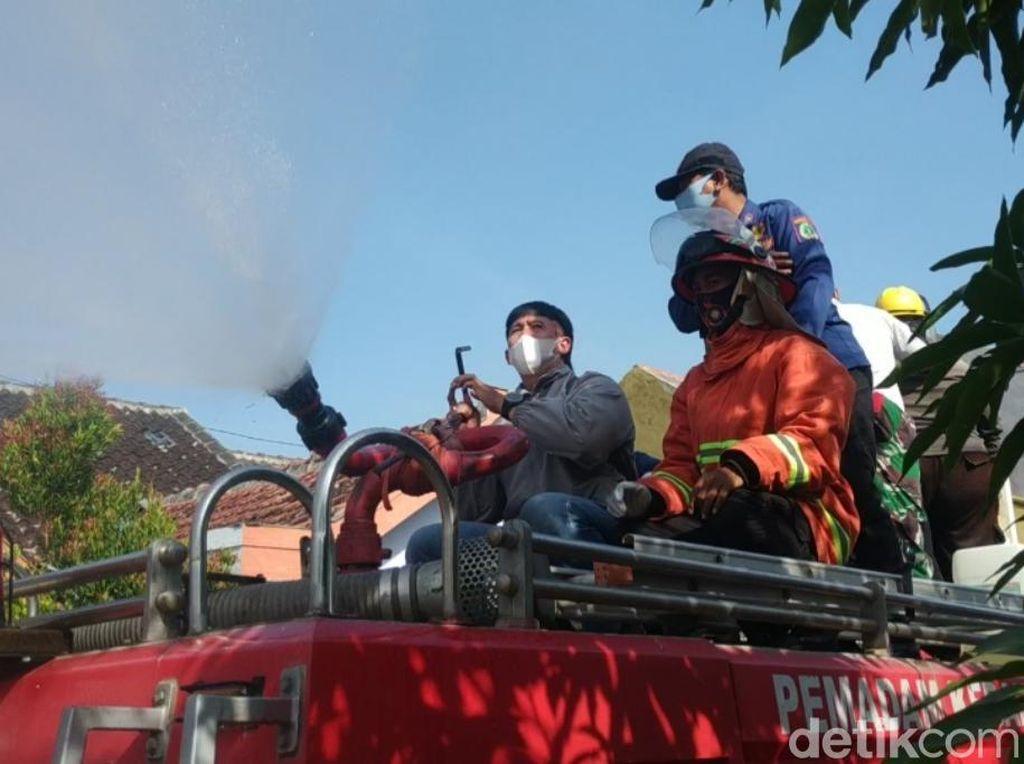 Pria di Kota Pasuruan yang Ngamuk ke Penyemprot Disinfektan Minta Maaf