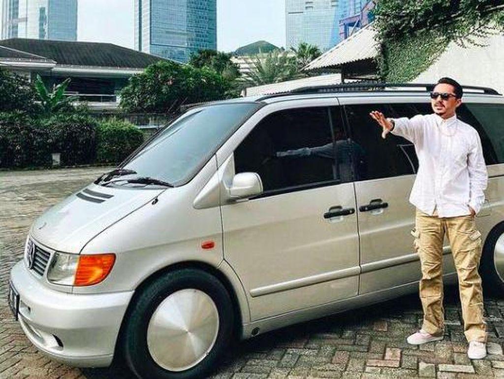 Bukan Pamer, Ini Alasan Omesh Tampilkan Proses Pembuatan Mobil Darurat COVID-19