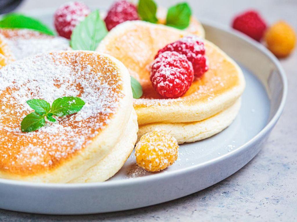 Resep Pancake Lembut Fluffy dan Tips Membuatnya untuk Sarapan
