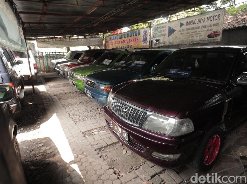 Bebas Mata Elang, Ini Solusi Utang Kredit Macet dari Penjual Mobil Tua Bekas