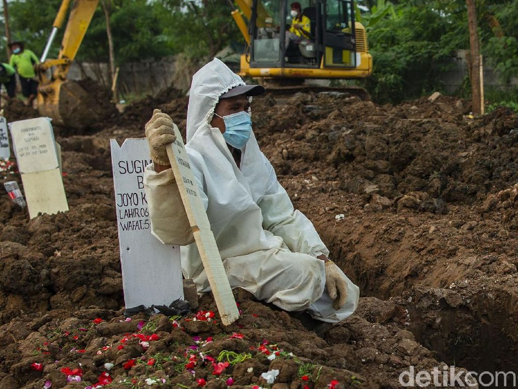 Terbaru! 10 Negara dengan Kasus Kematian Tertinggi di Dunia, RI Termasuk!
