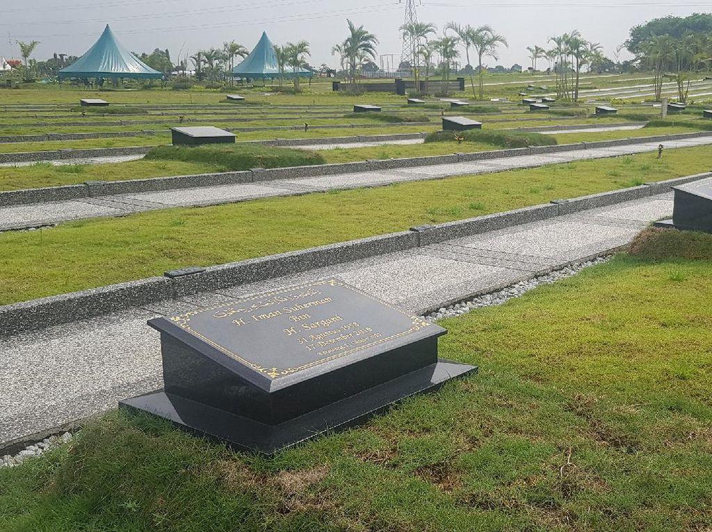 Pemakaman Al-Azhar Siap Kuburkan Jenazah COVID-19 hingga 24 Jam