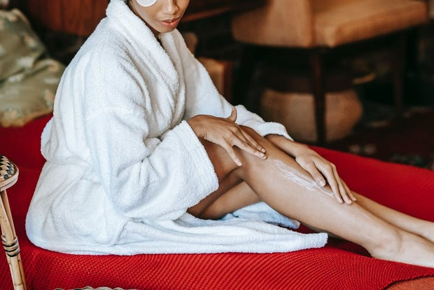Body lotion untuk jerawat punggung