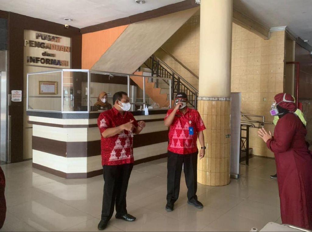 ICU-Ruang Isolasi di 2 RSUD Kabupaten Semarang Penuh, Pasien Antre