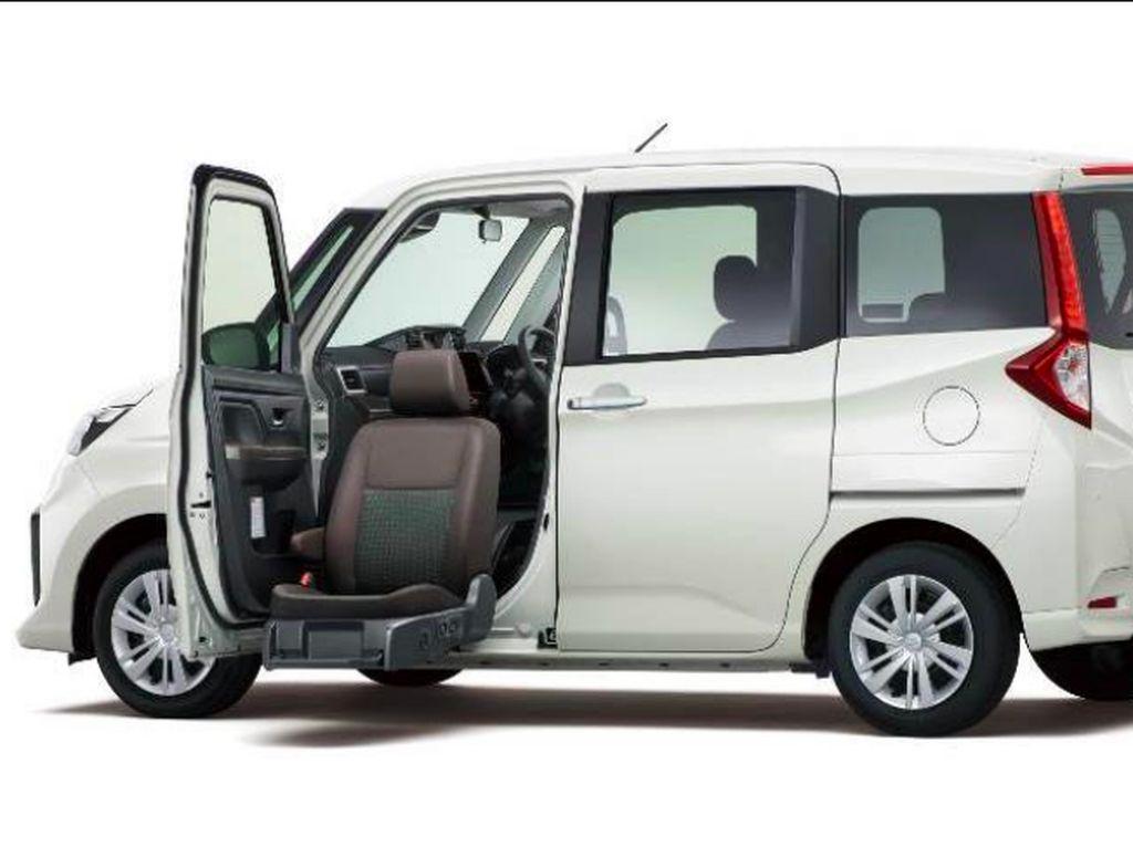 Daihatsu Kenalkan Mobil yang Cocok untuk Penyandang Disabilitas
