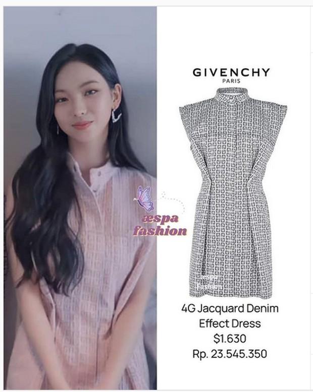 Dress cantik karina dari Givenchy