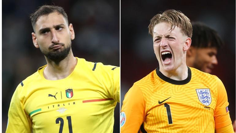 Euro 2020 di Mata Andritany: 3 Kiper Jempolan Pamer Aksi