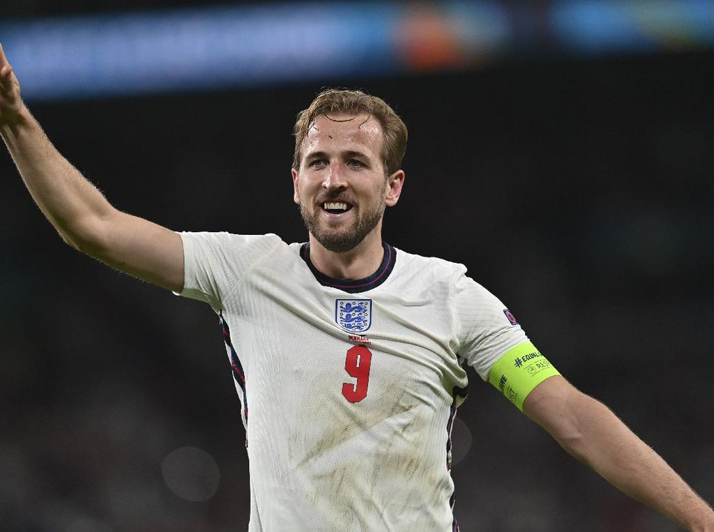 Tottenham Berubah Pikiran, Siap Jual Kane ke Man City