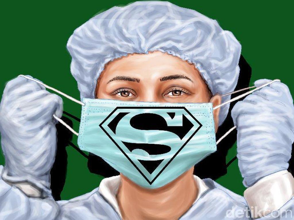 Bikin Kontroversi COVID Bukan Virus, Dokter Lois Bakal Dipolisikan