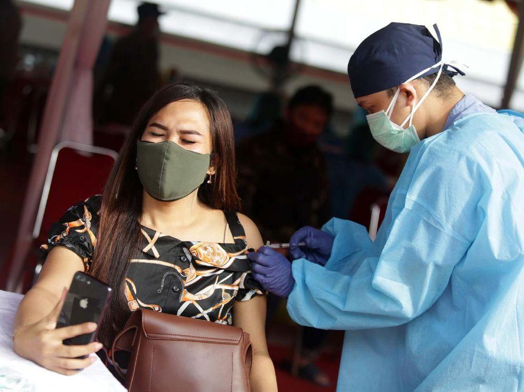Sudah Disuntik, Masih Boleh Ikut Vaksin Berbayar?