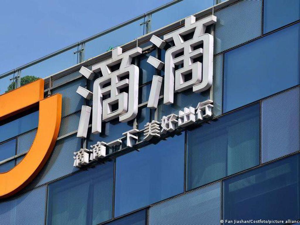Kenapa China Pereteli Perusahaan Teknologi Sendiri?