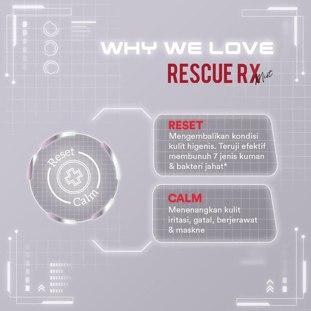Klaim Rescue RX