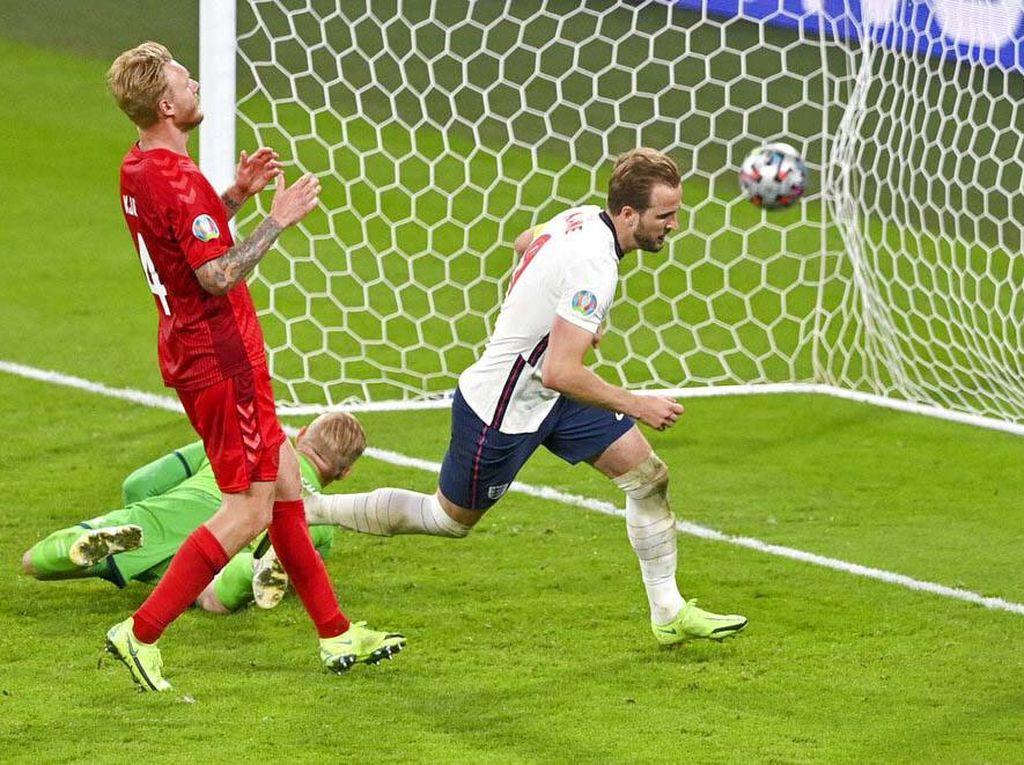 Momen Harry Kane Antar Inggris ke Final Piala Eropa 2020