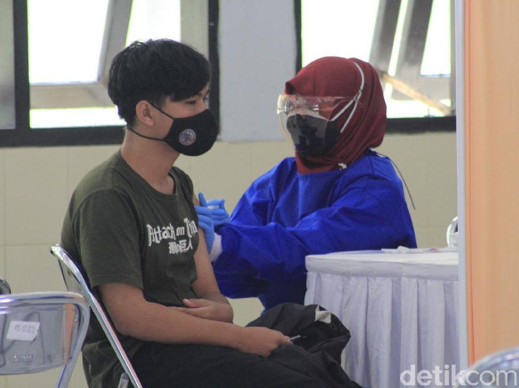 Merangkai Informasi Vaksinasi Bagi Penyandang Disabilitas di Bandung