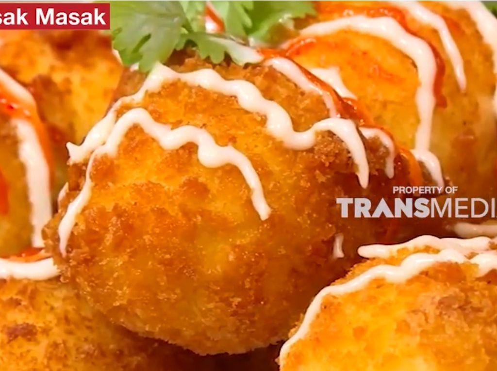 Masak Masak : Resep Telur Goreng Crispy yang Gurih Renyah