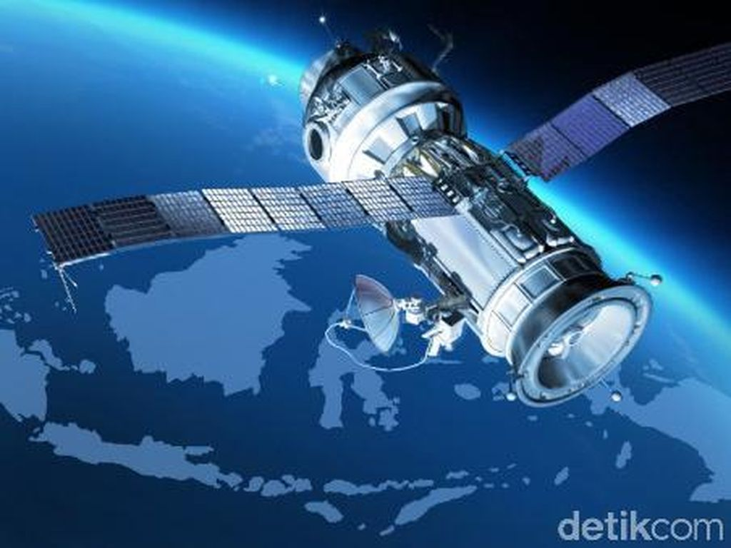 Peran Satelit Satria Menyelimuti Indonesia dengan Internet