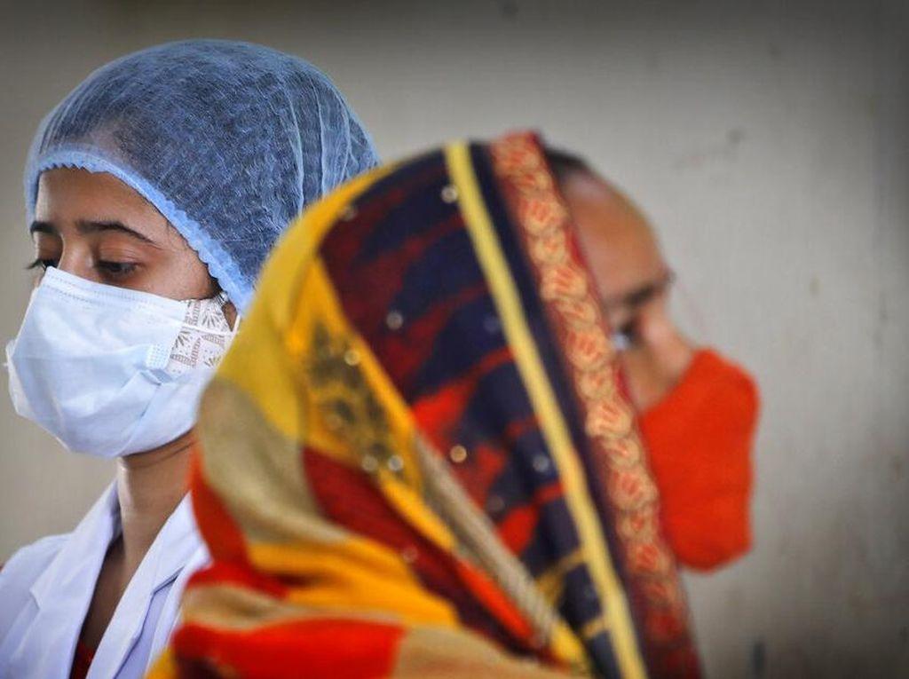 Usai Dihantam Tsunami COVID-19, Dua Pertiga Populasi India Punya Antibodi Corona
