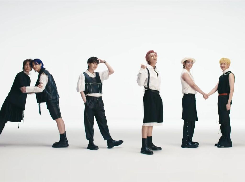 BTS Rajai iTunes Seluruh Dunia Lewat Lagu Barunya Permission to Dance