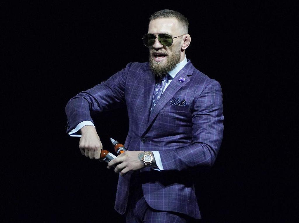 Conor McGregor Kapok Jadi Orang Baik-baik?