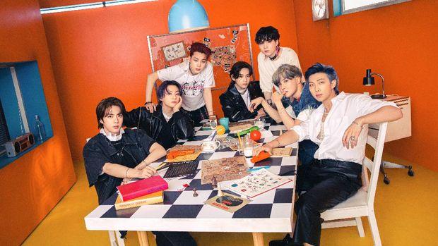 Fakta tentang army, penggemar boy grup bts/ Foto: Twitter/ @BTS_official