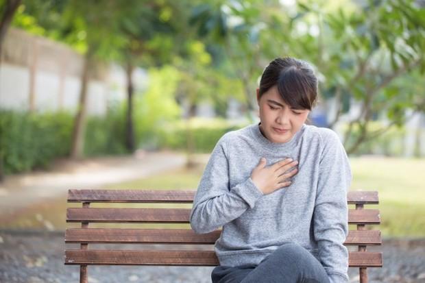 Penggunaan sabu dapat berisiko terkena gangguan sistem pernapasan