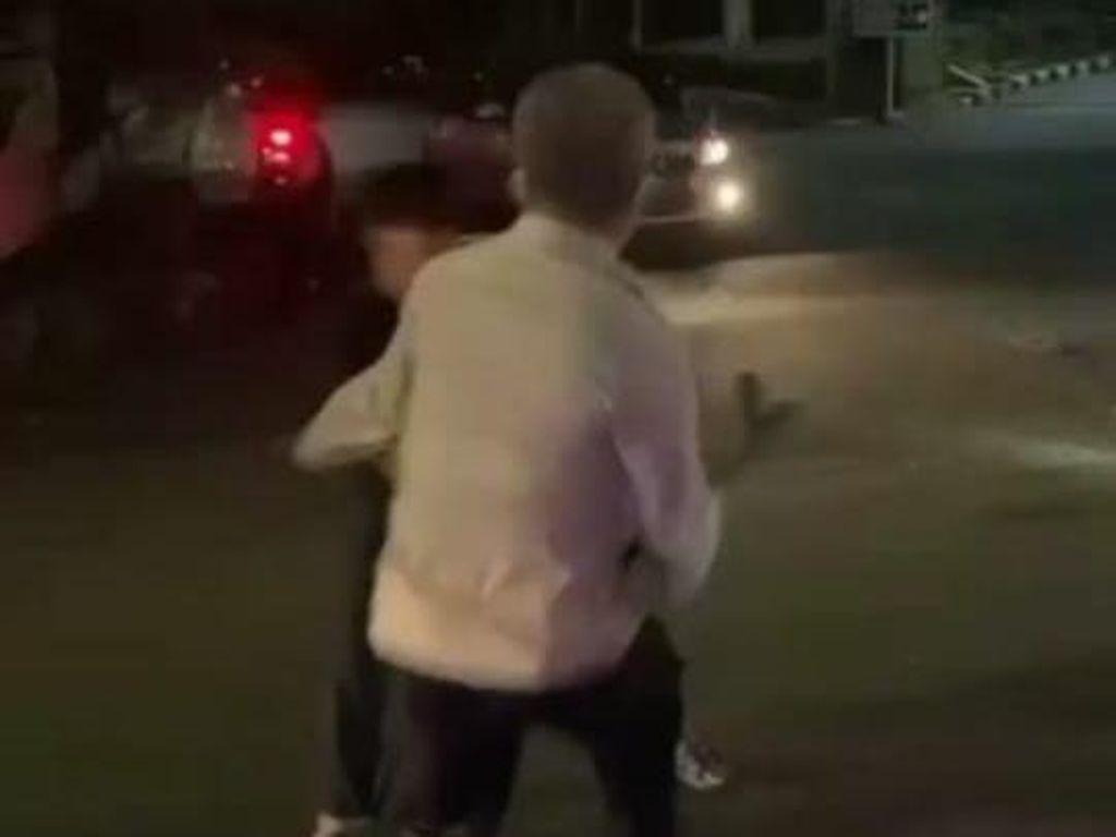 Anggota Geng Motor Brutal Penyerang Polisi di Cilandak Ditangkap!