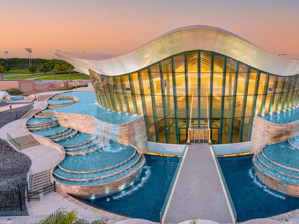 Foto: Kolam Selam Terdalam di Dunia ada di Dubai