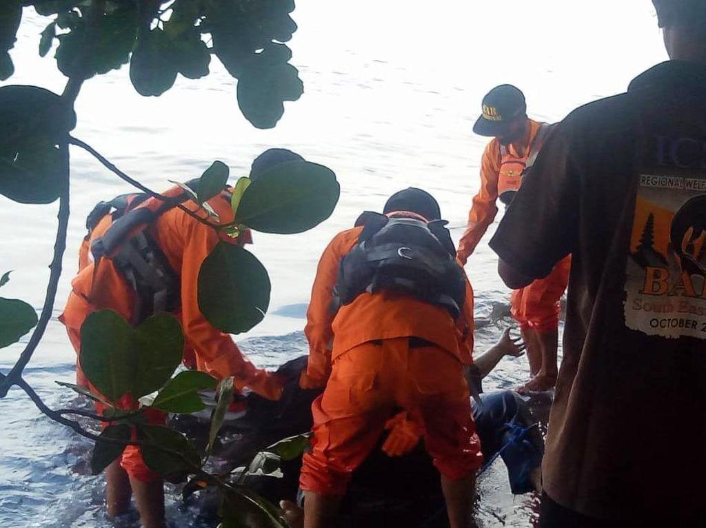 Korban KMP Yunicee Kembali Ditemukan di Perairan Bali
