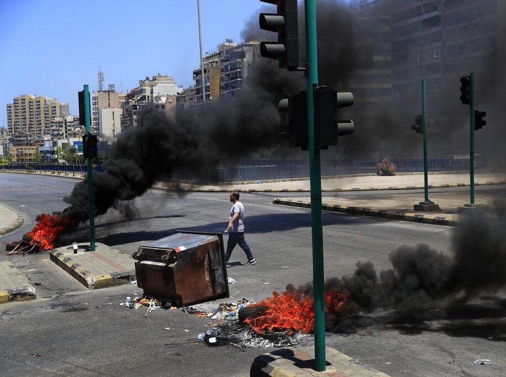 Waduh, Krisis Ekonomi Bikin Lebanon Bagai Neraka
