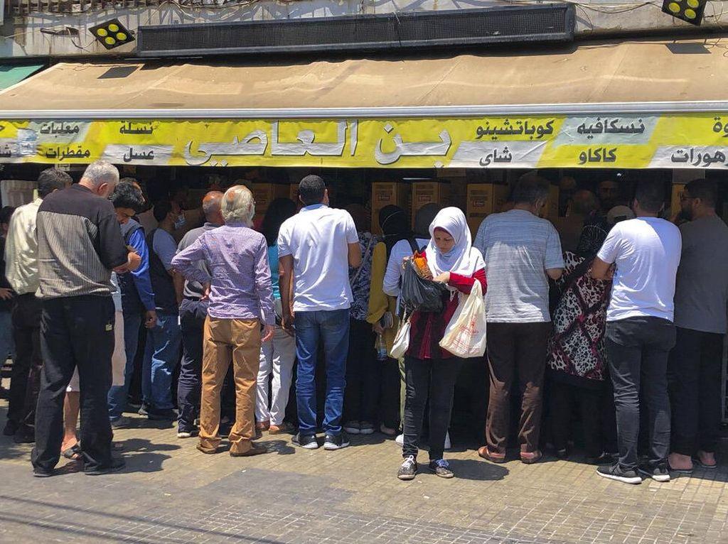 Bukan karena Corona, Ini Kronologi Krisis Lebanon yang Bak Neraka