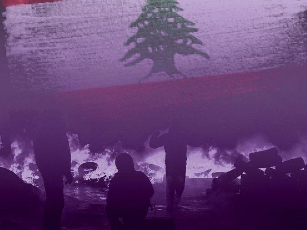 Neraka di Lebanon