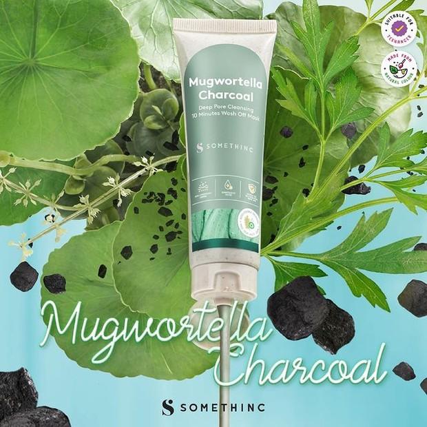 MUGWORTELLA CHARCOAL Deep Pore Cleansing