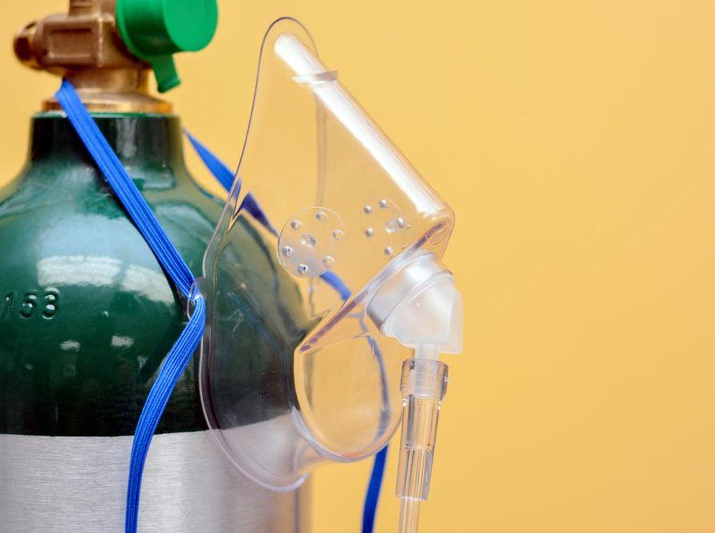 Nggak Pakai Tabung, Pengusaha Keroyokan Pasok Oksigen Lewat Pipa