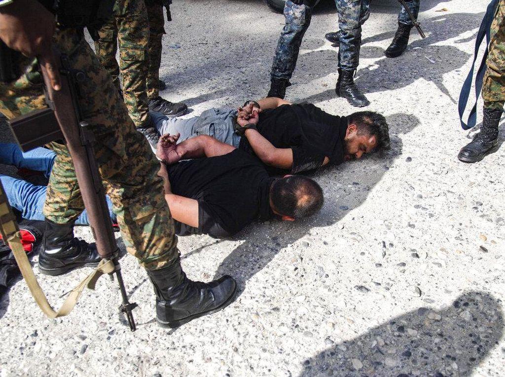 2 Veteran Tentara Kolombia Diduga Terlibat Bunuh Presiden Haiti