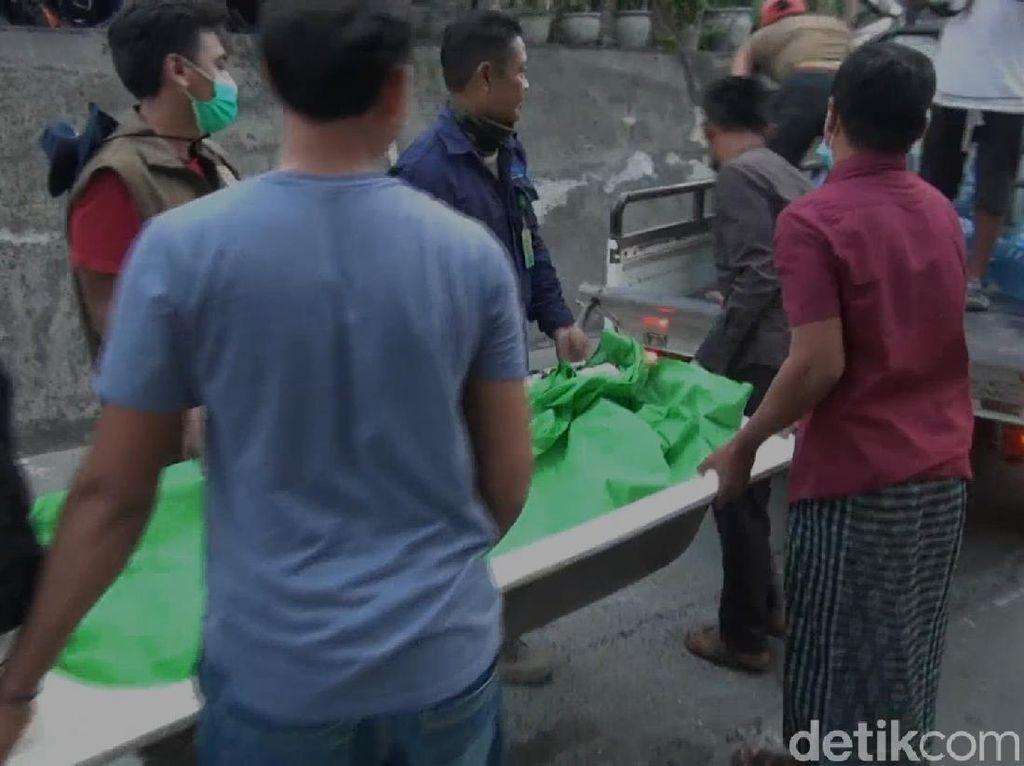 Buaya yang Ditangkap Warga dari Bengawan Solo Dititipkan ke Maharani Zoo
