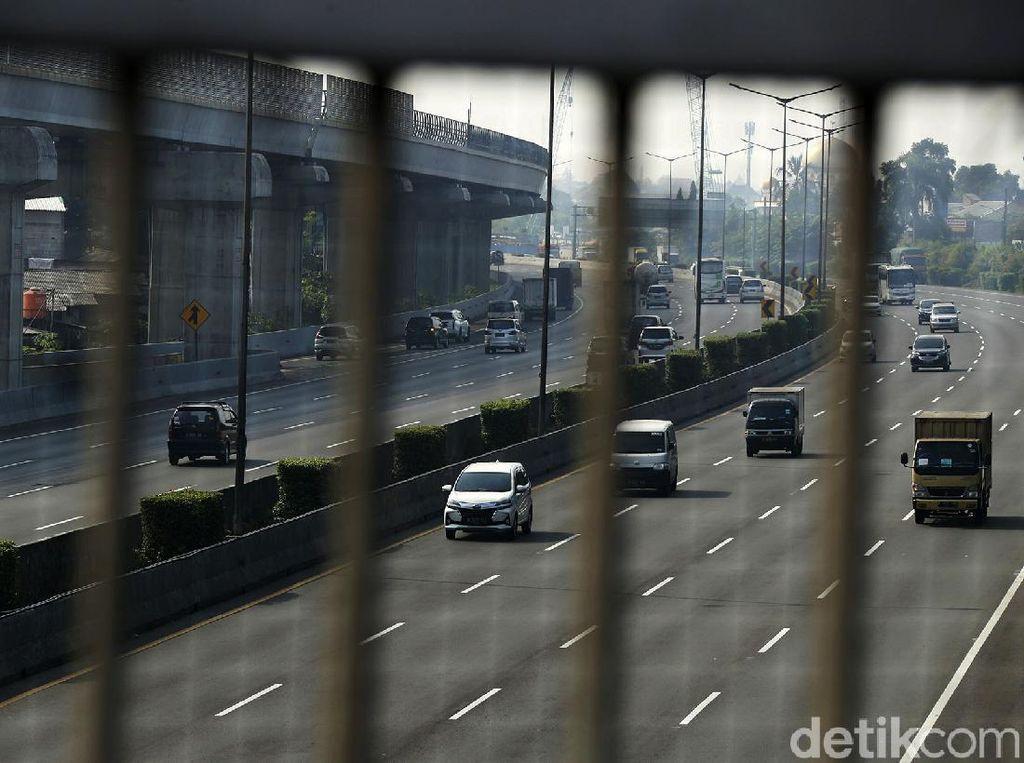Dishub DKI Klaim Volume Lalin Turun 62 Persen Selama PPKM Darurat