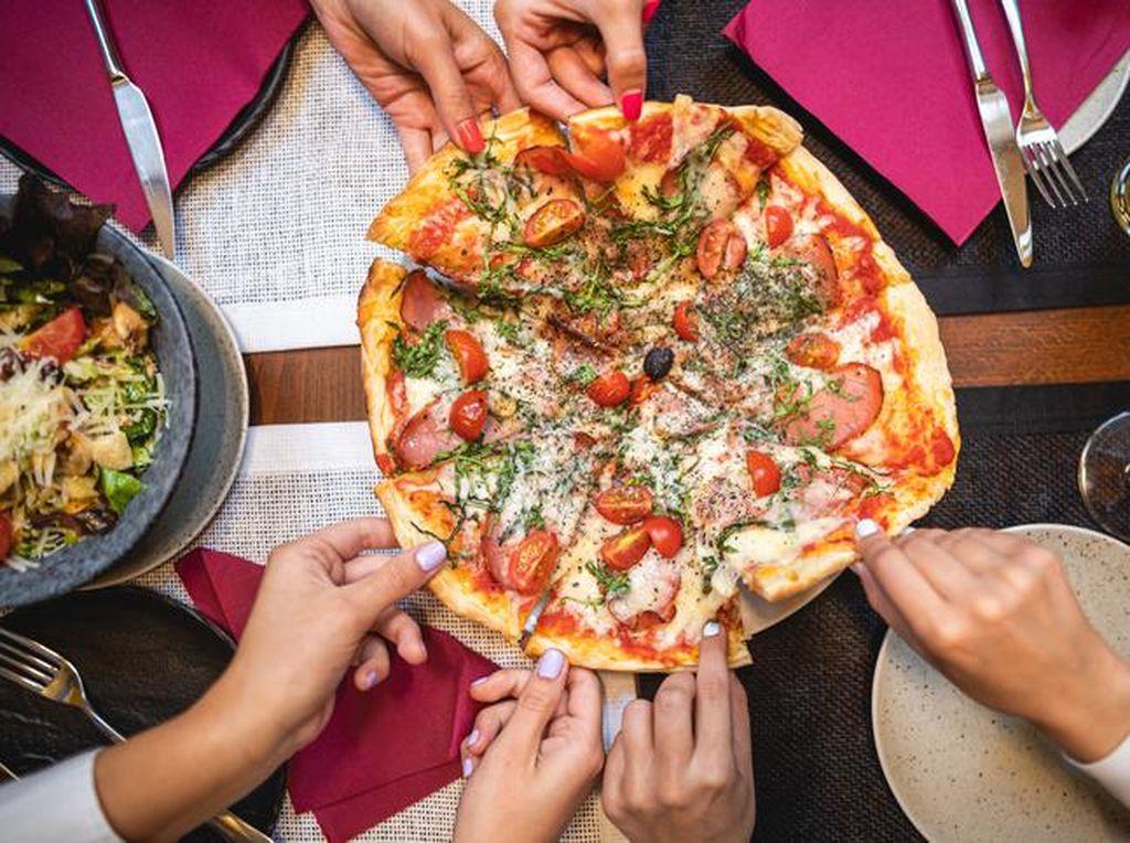 5 Tempat Beli Pizza Autentik Italia di Jakarta