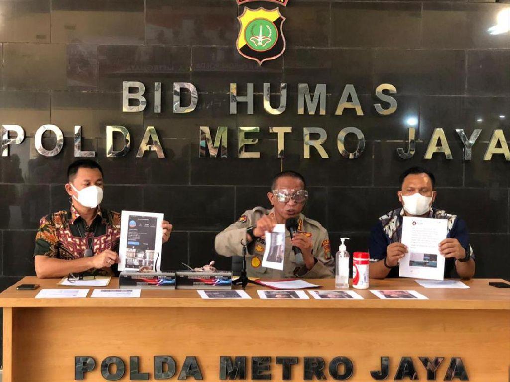 Aksi Tipu-tipu Jual Tabung Oksigen Berakhir di Kantor Polisi