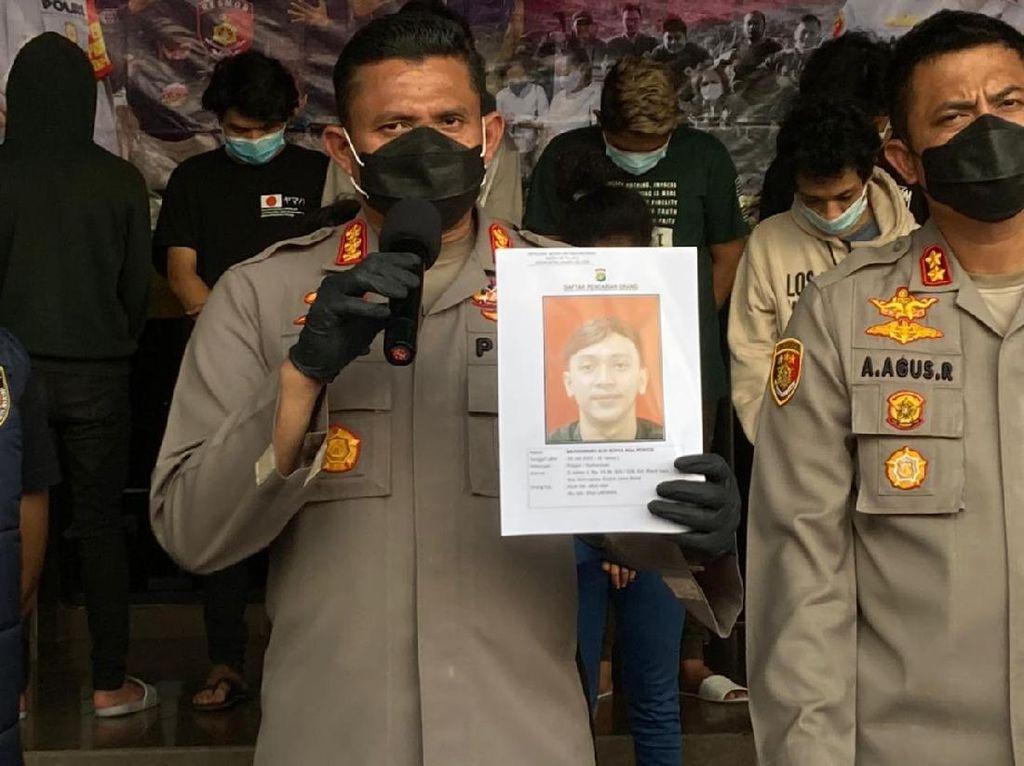DPO Penyerang Polisi di Jaksel Residivis, Berperan di Aksi Balap Liar