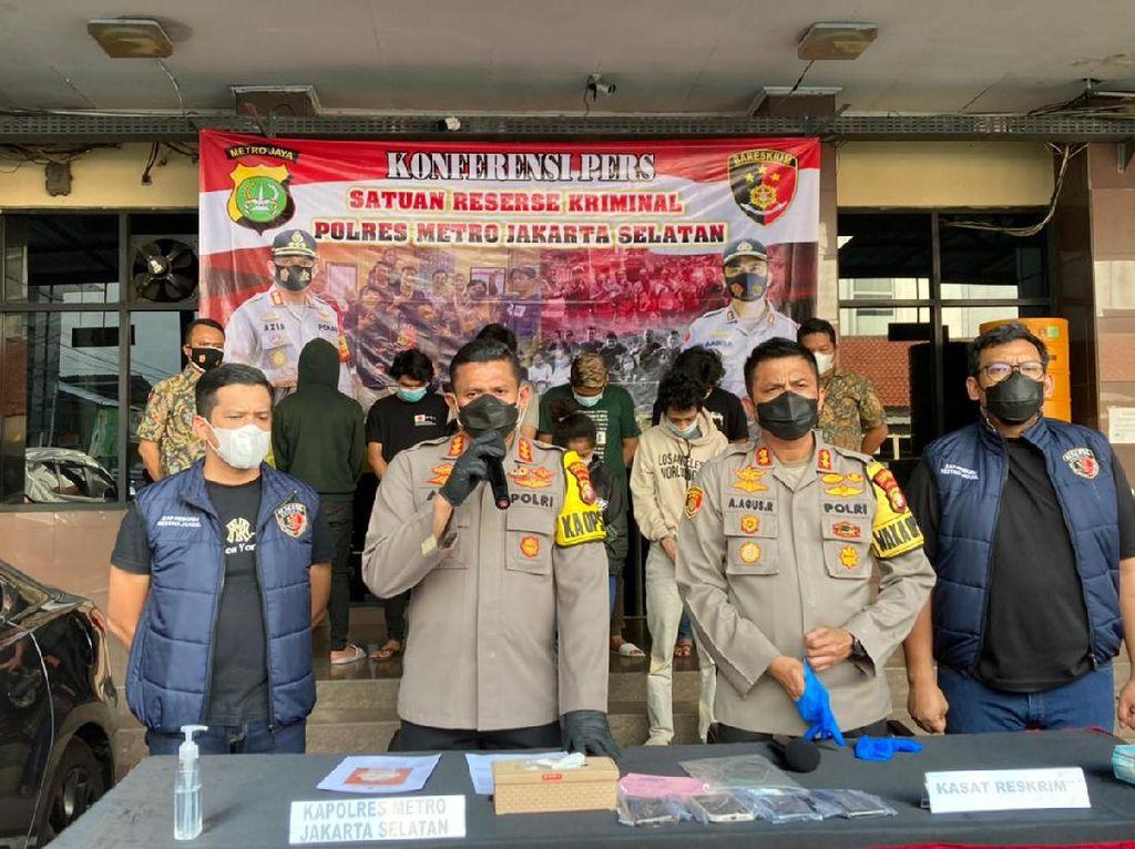 5 dari 9 Pelaku Penyerangan Polisi Dijerat Pelanggaran PPKM Darurat
