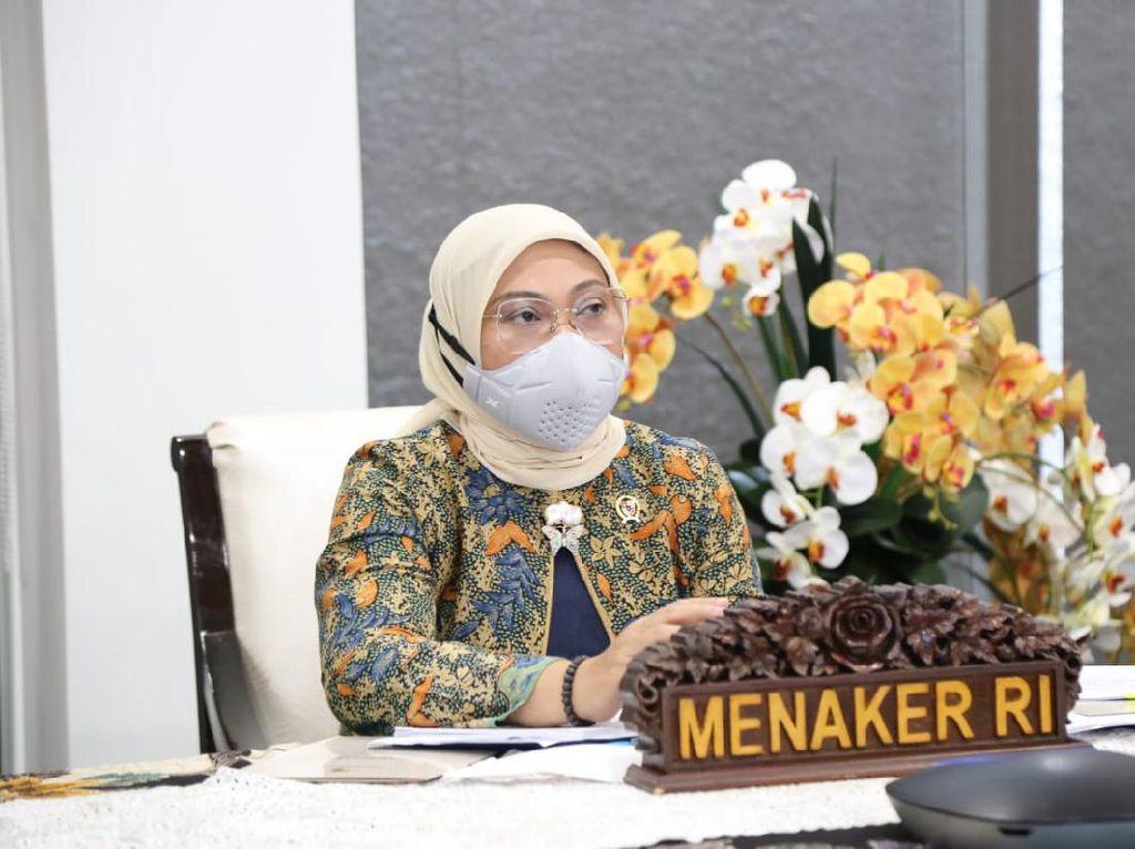 PPKM Darurat, Perusahaan Diminta Beri Izin Ibu Hamil dan Menyusui WFH