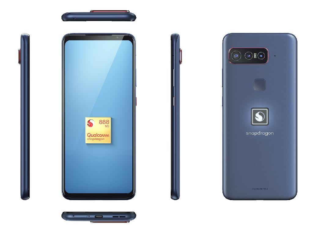 Qualcomm Rilis Ponsel Flagship Sendiri Buat Fans Snapdragon
