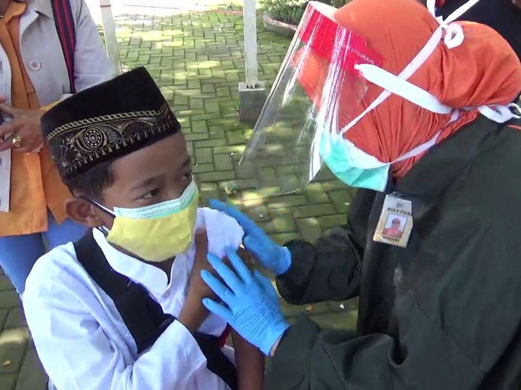 Kota Malang Mulai Vaksinasi Anak Usia 12-17 Tahun