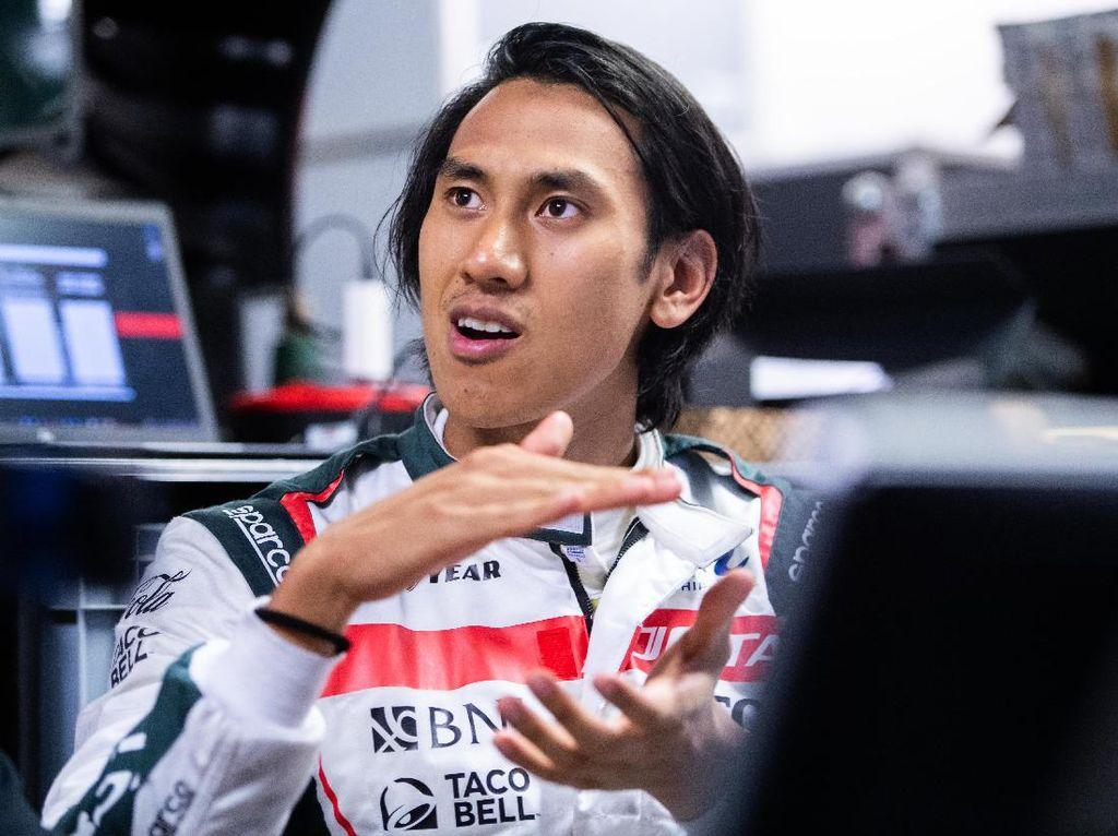 Sean Gelael: Sebelum Balapan 6 Jam di Monza, Jajal Dulu yang 4 Jam
