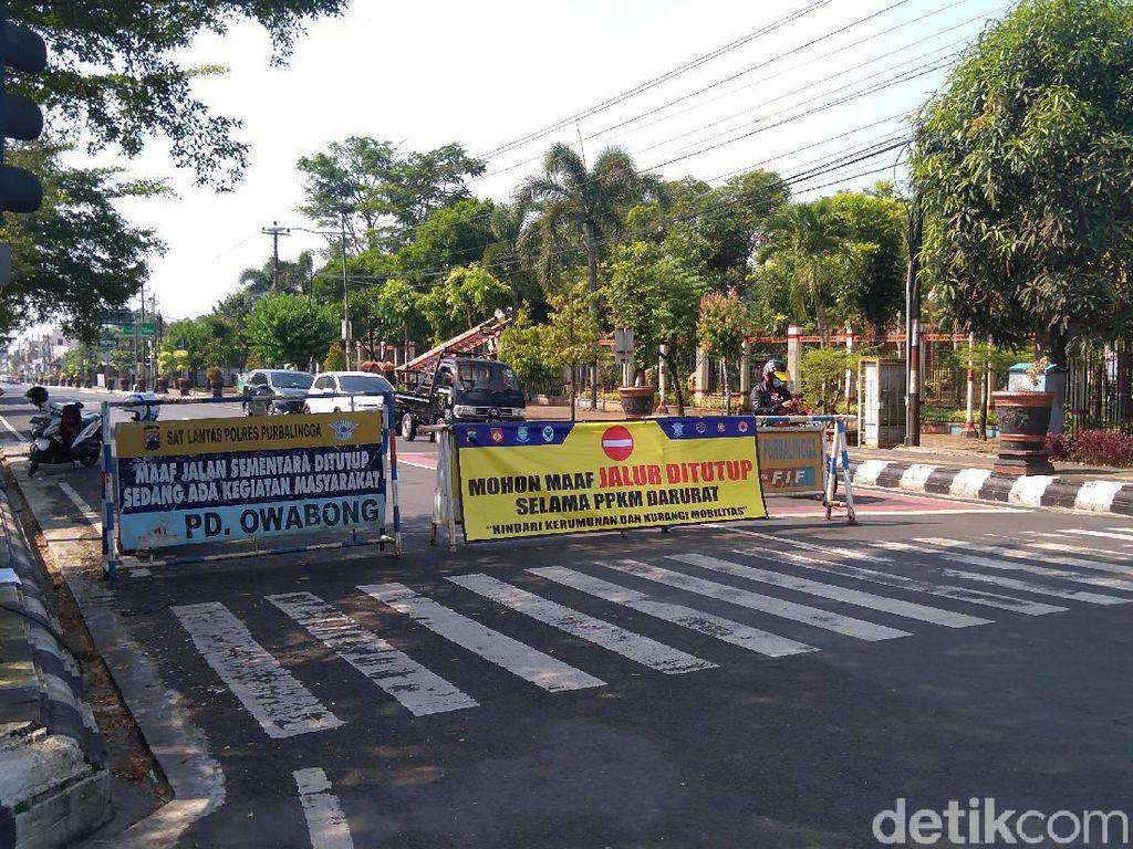 Polda Jateng: Penutupan Jalan Selama PPKM Darurat Disalahgunakan!