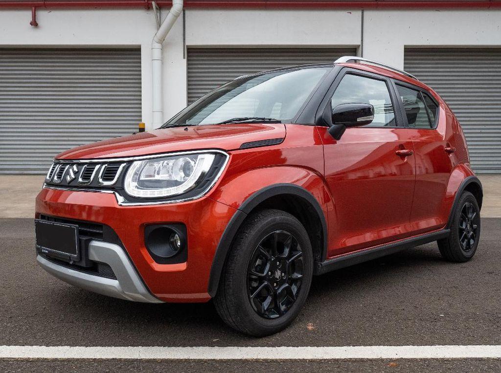 Suzuki New Ignis si Mungil Rasa SUV Harganya Mulai Rp 175 Jutaan