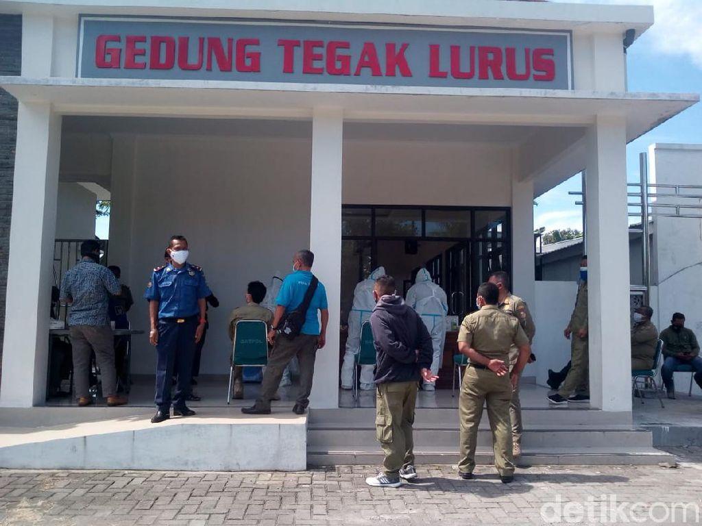 17 Pegawai Satpol PP Boyolali Positif Corona, Ada yang Meninggal