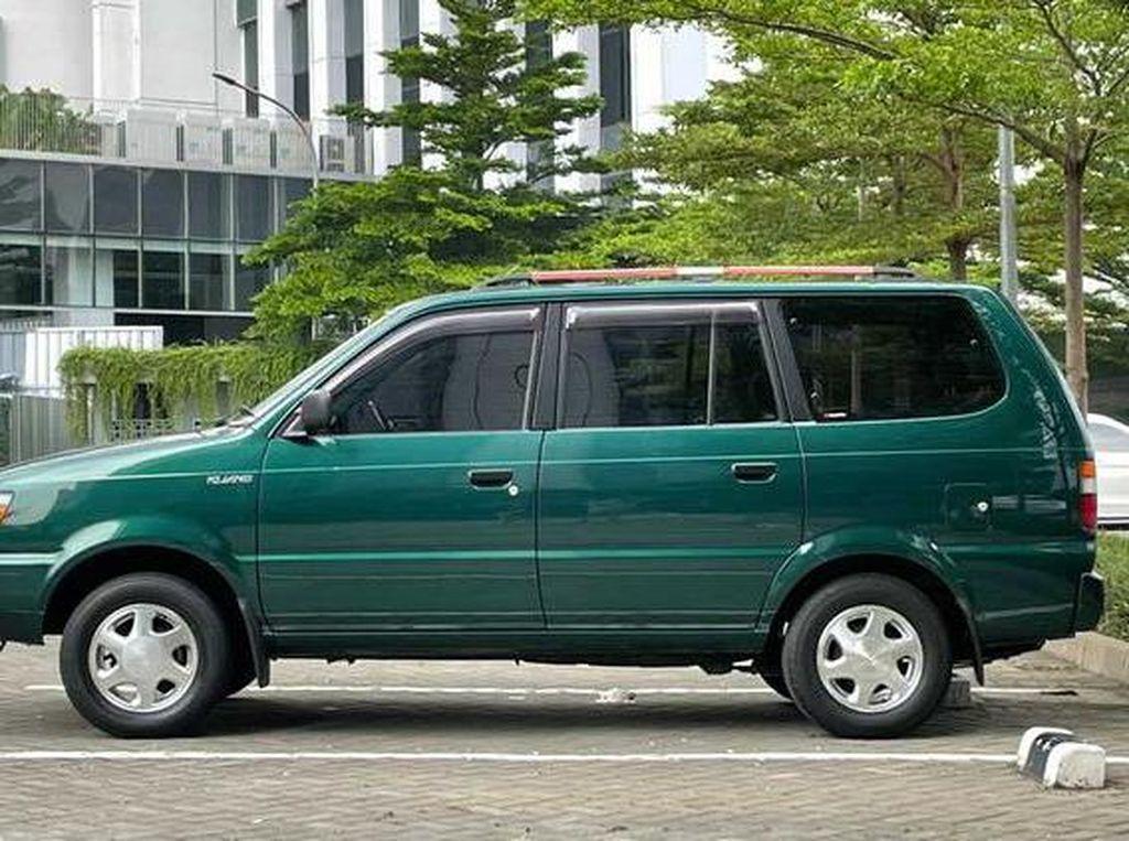 Perhatikan Ini Sebelum Beli Toyota Kijang Kapsul Diesel Bekas